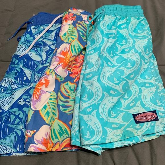 5733521b9e Vineyard Vines Boy's bathing suits size small. M_5cb493bfaa7ed3e9fe86dced